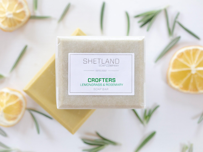 Shetland Soap