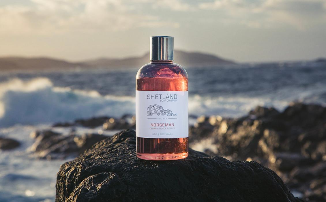 Shetland-Soap