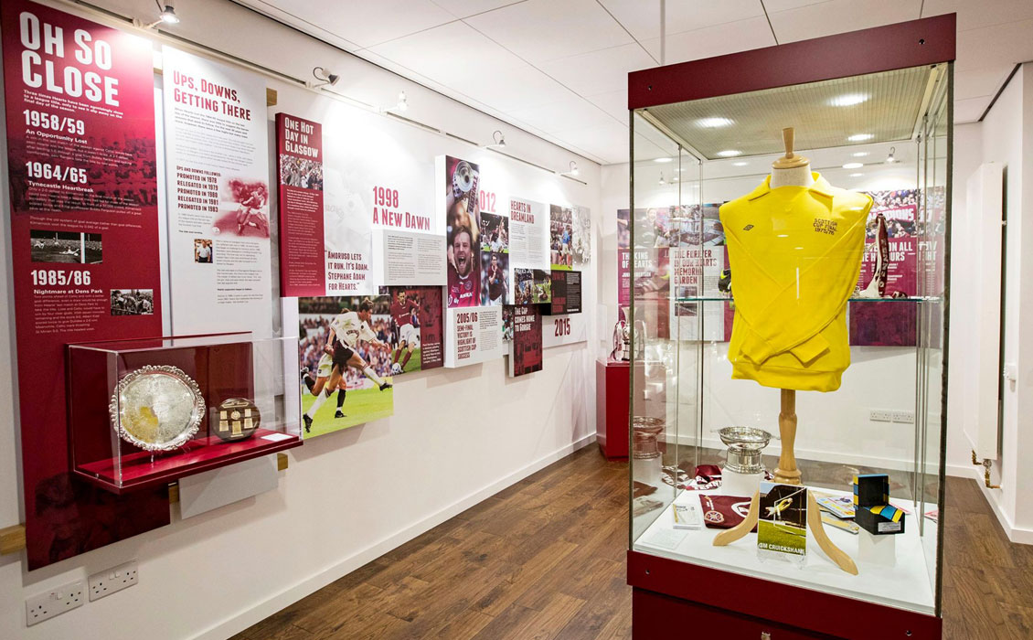 Hearts Museum